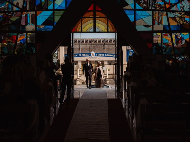 Il matrimonio di Silvia e Luca a Fermo, Fermo 48