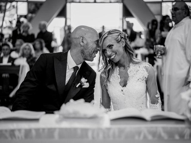 Il matrimonio di Silvia e Luca a Fermo, Fermo 58