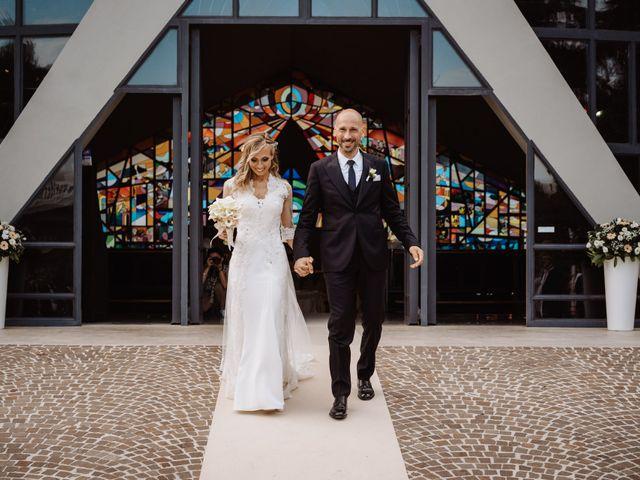 Il matrimonio di Silvia e Luca a Fermo, Fermo 60