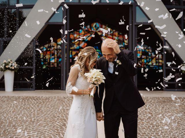 Il matrimonio di Silvia e Luca a Fermo, Fermo 61