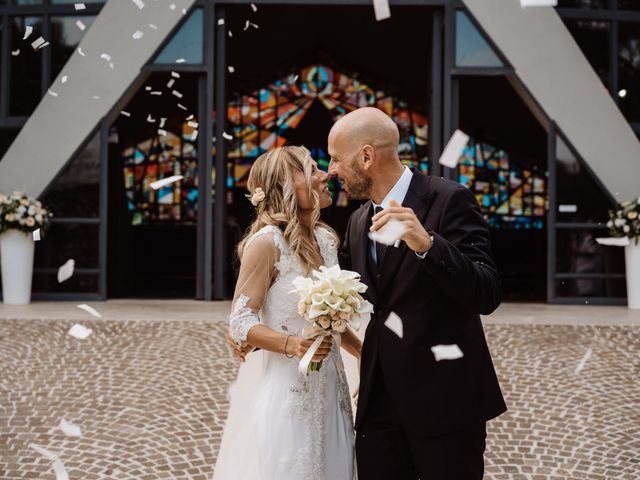 Il matrimonio di Silvia e Luca a Fermo, Fermo 62