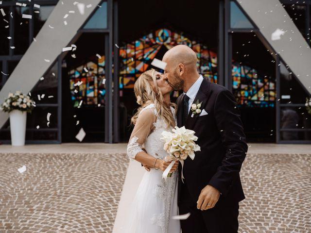 Il matrimonio di Silvia e Luca a Fermo, Fermo 63