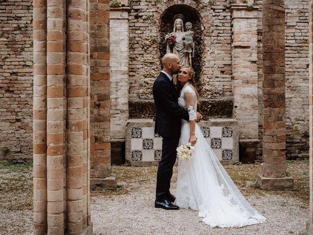 Il matrimonio di Silvia e Luca a Fermo, Fermo 69