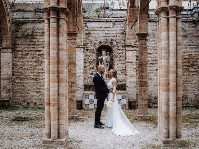 Il matrimonio di Silvia e Luca a Fermo, Fermo 70
