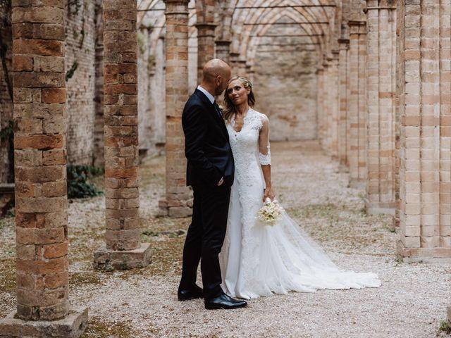 Il matrimonio di Silvia e Luca a Fermo, Fermo 71