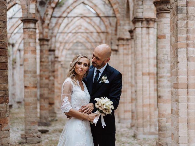 Il matrimonio di Silvia e Luca a Fermo, Fermo 72