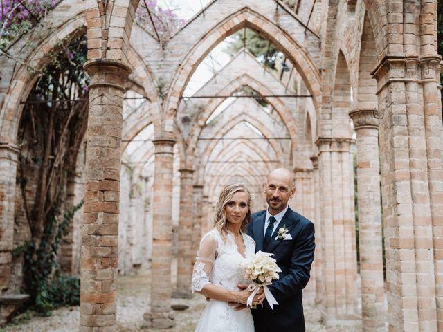 Il matrimonio di Silvia e Luca a Fermo, Fermo 74