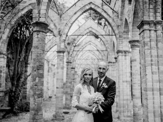 Il matrimonio di Silvia e Luca a Fermo, Fermo 75