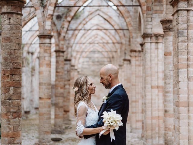 Il matrimonio di Silvia e Luca a Fermo, Fermo 76