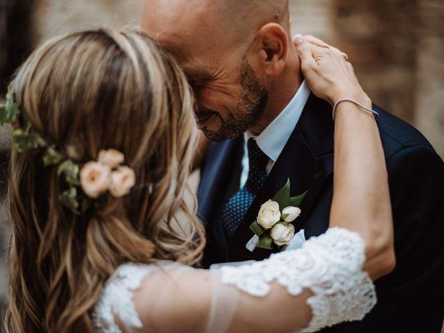 Il matrimonio di Silvia e Luca a Fermo, Fermo 81