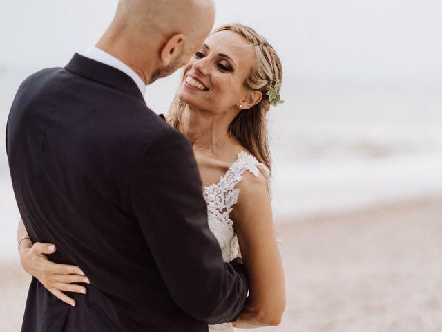 Il matrimonio di Silvia e Luca a Fermo, Fermo 83