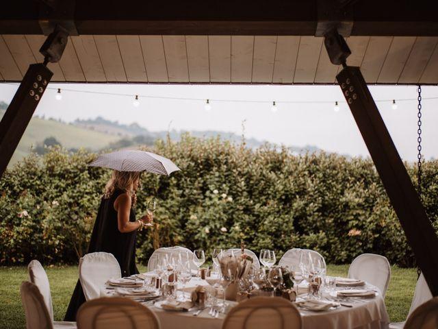 Il matrimonio di Silvia e Luca a Fermo, Fermo 87
