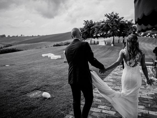 Il matrimonio di Silvia e Luca a Fermo, Fermo 91