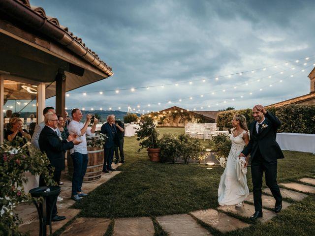 Il matrimonio di Silvia e Luca a Fermo, Fermo 95