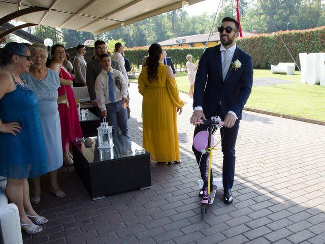 Il matrimonio di Alberto e Chiara a Cogliate, Monza e Brianza 10