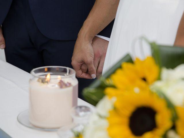 Il matrimonio di Alberto e Chiara a Cogliate, Monza e Brianza 15