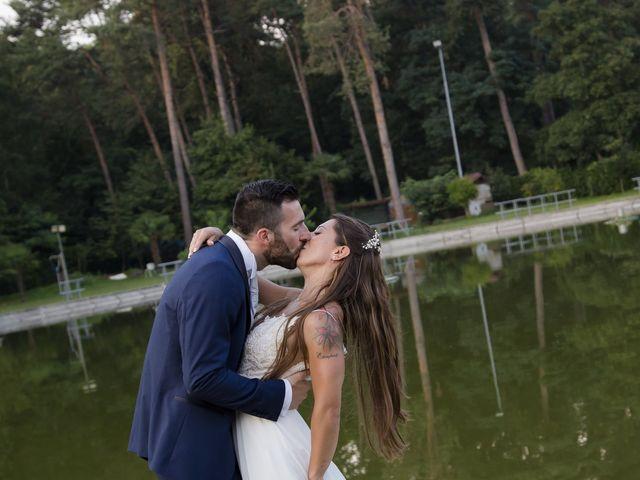 Il matrimonio di Alberto e Chiara a Cogliate, Monza e Brianza 18
