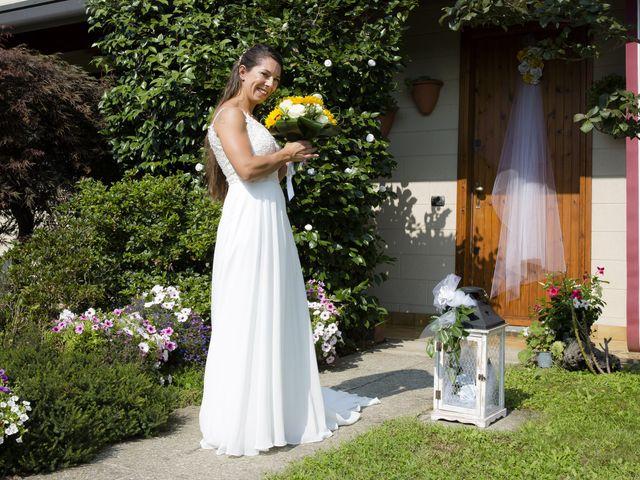 Il matrimonio di Alberto e Chiara a Cogliate, Monza e Brianza 29