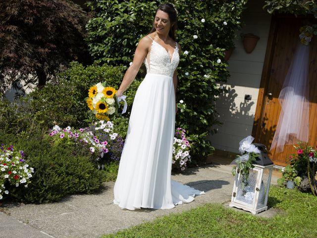 Il matrimonio di Alberto e Chiara a Cogliate, Monza e Brianza 30