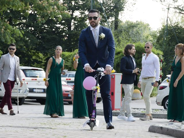 Il matrimonio di Alberto e Chiara a Cogliate, Monza e Brianza 37