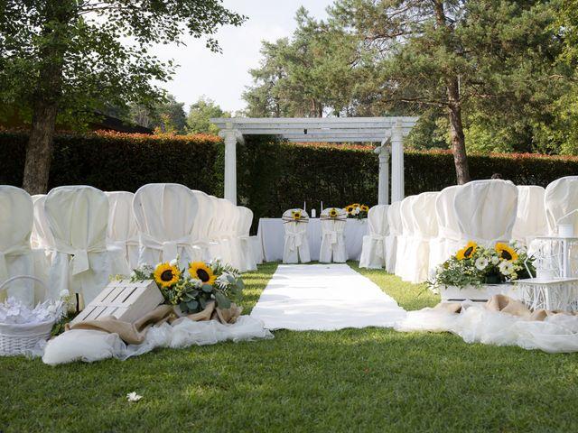 Il matrimonio di Alberto e Chiara a Cogliate, Monza e Brianza 39