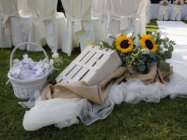 Il matrimonio di Alberto e Chiara a Cogliate, Monza e Brianza 40