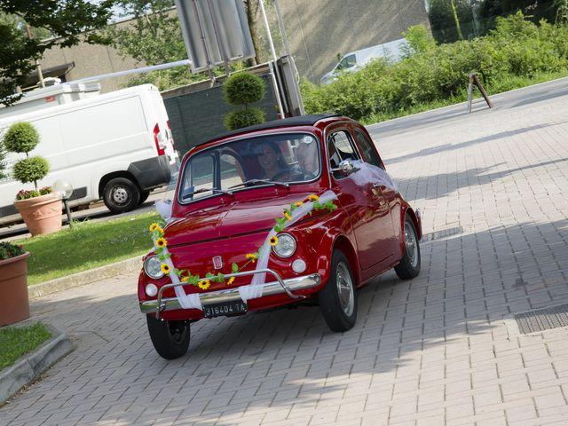 Il matrimonio di Alberto e Chiara a Cogliate, Monza e Brianza 42