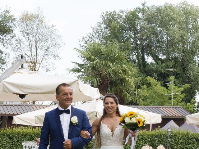 Il matrimonio di Alberto e Chiara a Cogliate, Monza e Brianza 43