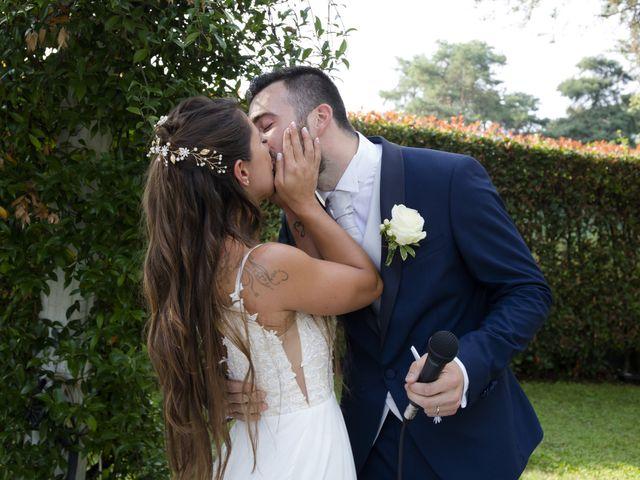 Il matrimonio di Alberto e Chiara a Cogliate, Monza e Brianza 44