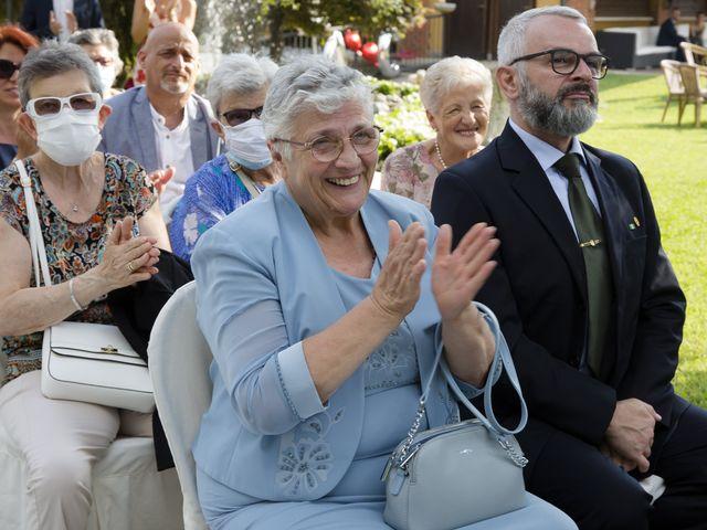 Il matrimonio di Alberto e Chiara a Cogliate, Monza e Brianza 45