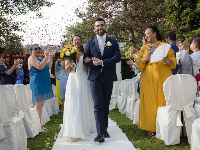 Il matrimonio di Alberto e Chiara a Cogliate, Monza e Brianza 46