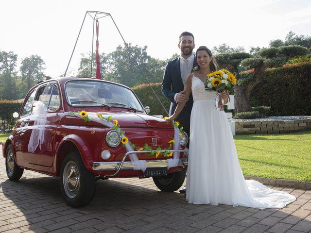 Il matrimonio di Alberto e Chiara a Cogliate, Monza e Brianza 51