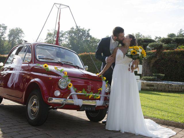 Il matrimonio di Alberto e Chiara a Cogliate, Monza e Brianza 52