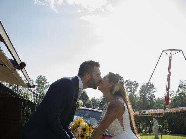 Il matrimonio di Alberto e Chiara a Cogliate, Monza e Brianza 54