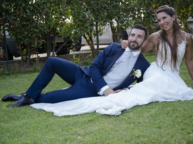 Il matrimonio di Alberto e Chiara a Cogliate, Monza e Brianza 71