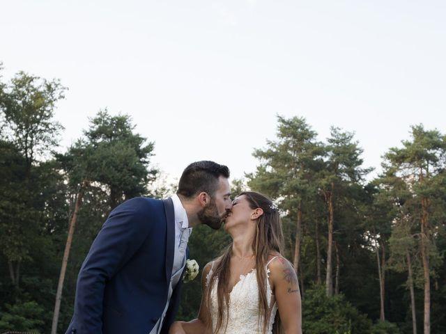 Il matrimonio di Alberto e Chiara a Cogliate, Monza e Brianza 74