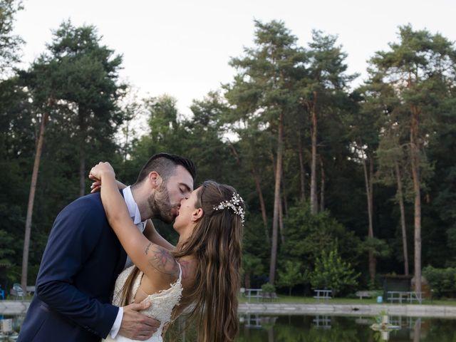 Il matrimonio di Alberto e Chiara a Cogliate, Monza e Brianza 75