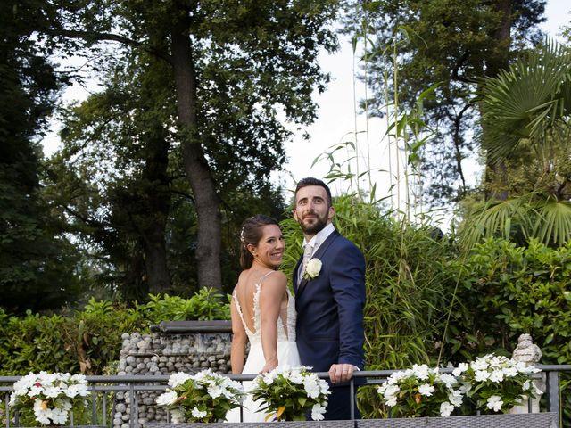 Il matrimonio di Alberto e Chiara a Cogliate, Monza e Brianza 78