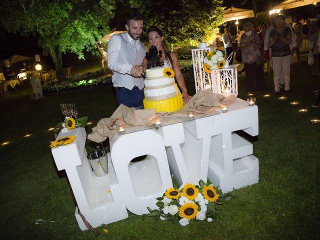 Il matrimonio di Alberto e Chiara a Cogliate, Monza e Brianza 86