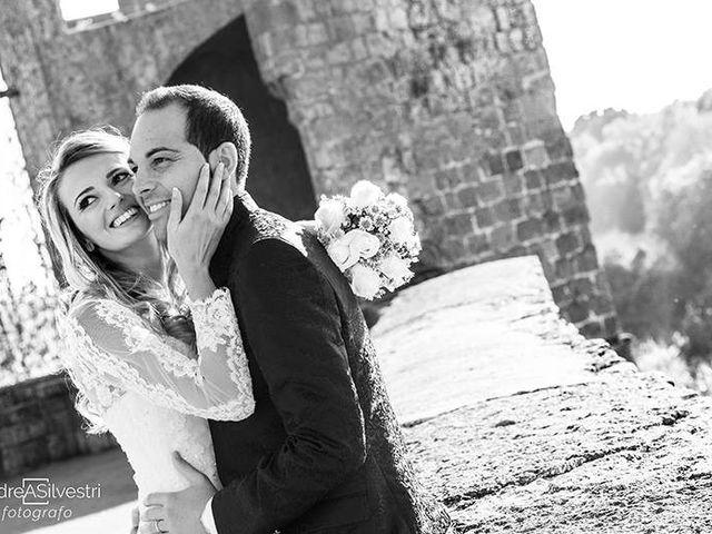 Il matrimonio di Gian Luca e Alessandra a Tuscania, Viterbo 2