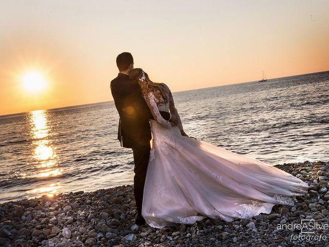 le nozze di Alessandra e Gian Luca