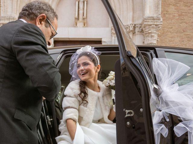 Il matrimonio di Marco e Lorena a Lucera, Foggia 16