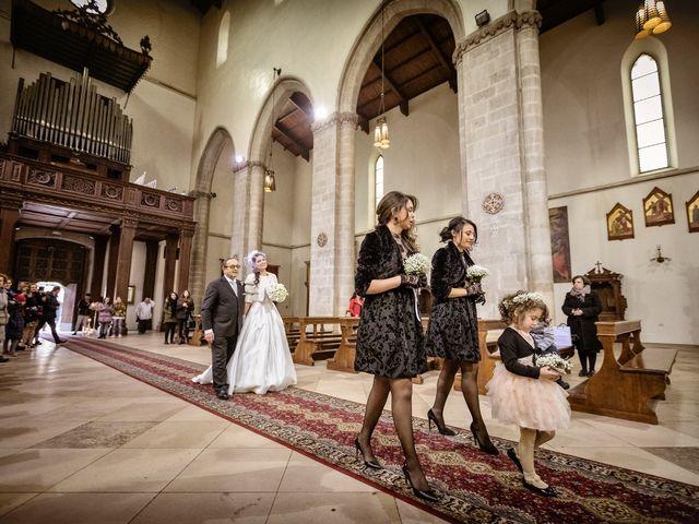Il matrimonio di Marco e Lorena a Lucera, Foggia 17
