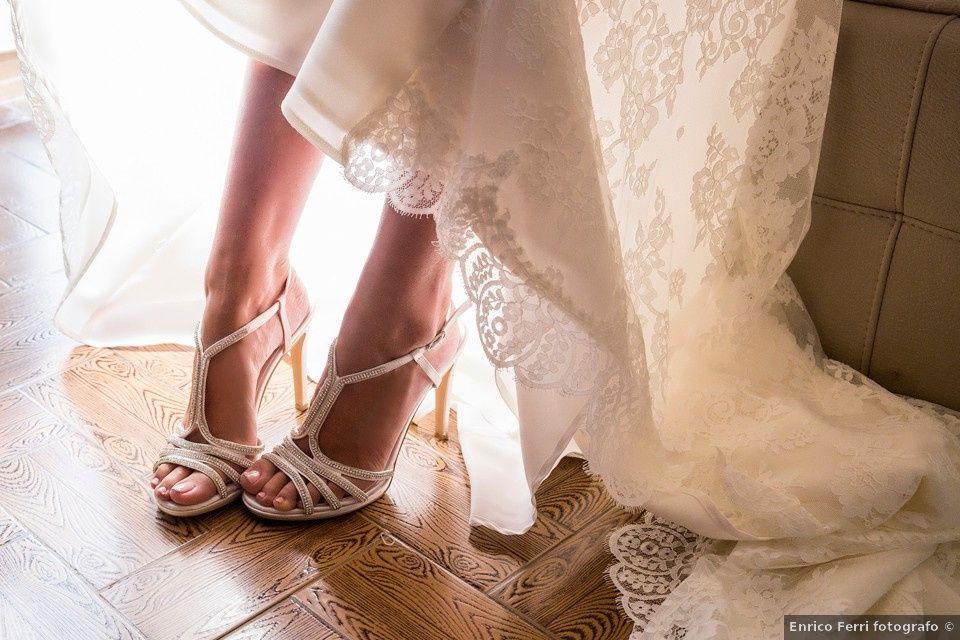 Scarpe da sposa: moderne o vintage? 1