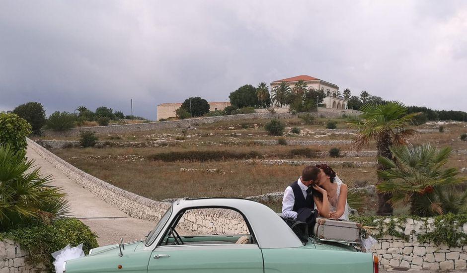 Il matrimonio di Marco e Eva a Ragusa, Ragusa