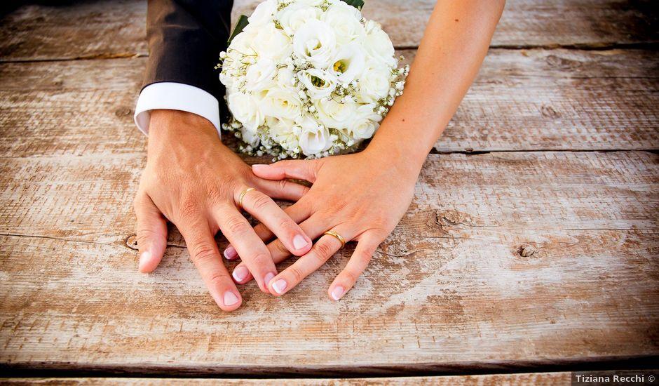 Il matrimonio di Simone e Jessica a Fermo, Fermo