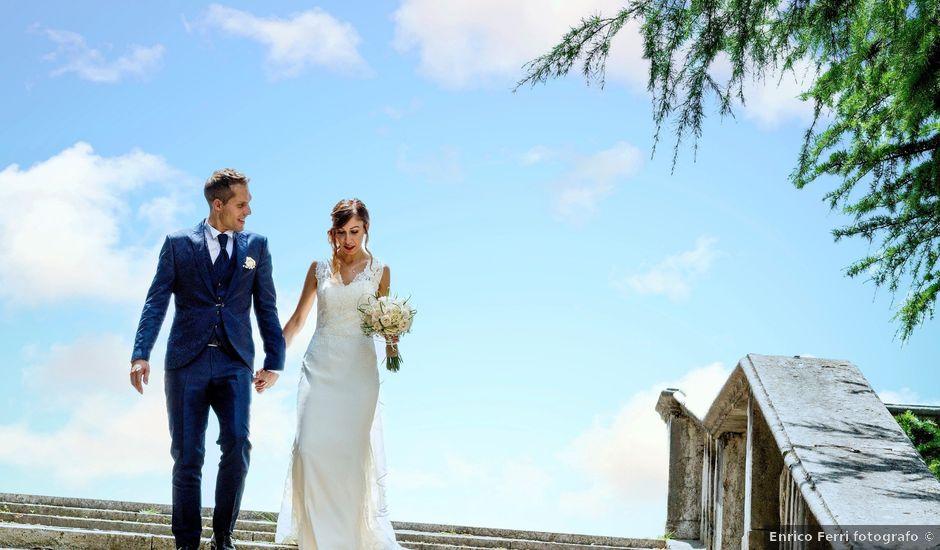 Il matrimonio di Simone e Katia a Carpenedolo, Brescia