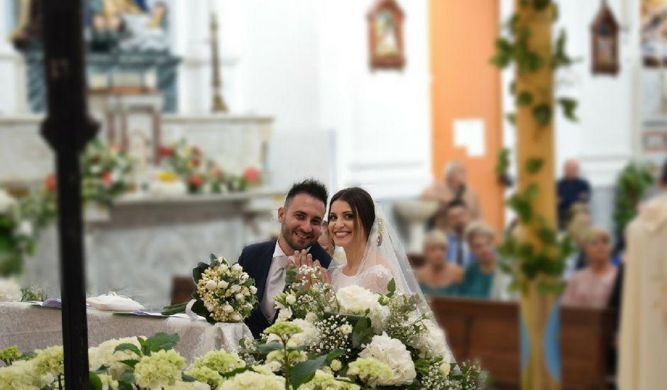 Il matrimonio di Rino e Giulia a Porto Empedocle, Agrigento
