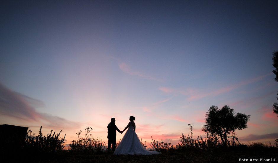 Il matrimonio di Salvatore e Maria Stella a Rocca di Neto, Crotone