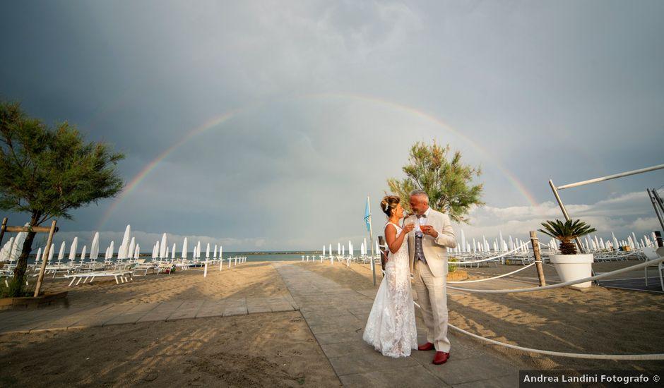 Il matrimonio di Stefano e Alessandra a Comacchio, Ferrara